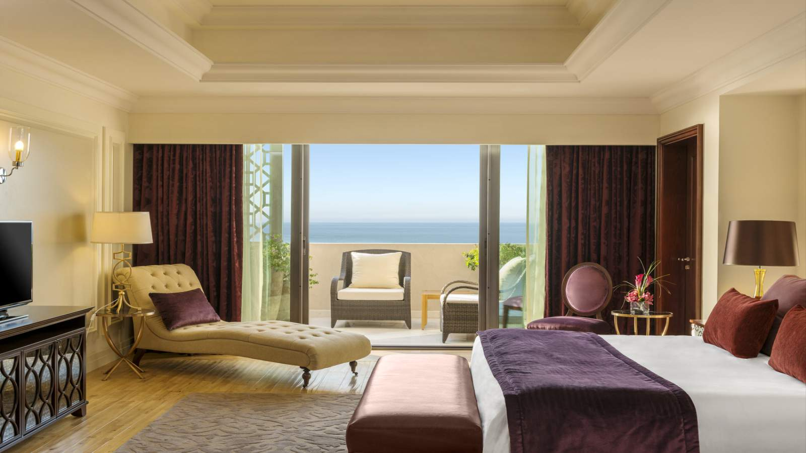 Amiri Suite - Sea View